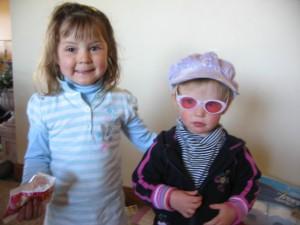 Claira & Sarah